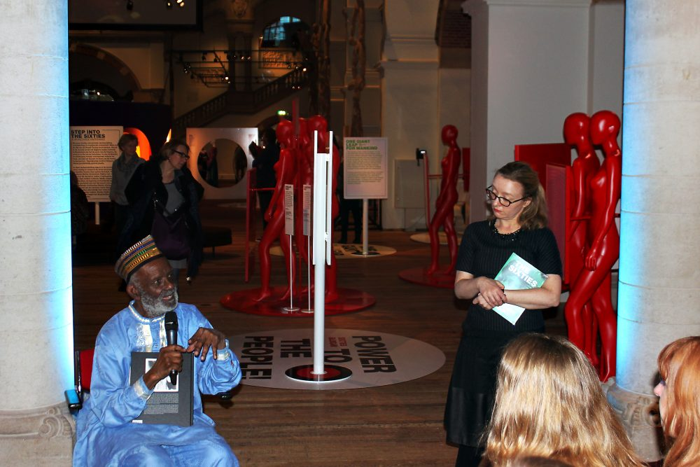 Tropenmuseum James Barnor by Steyn Hoogakker