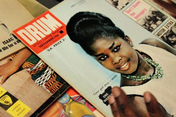 Drum Magazine 1966